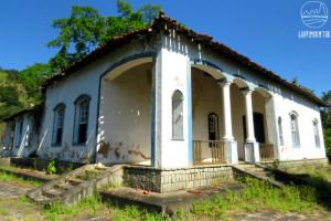 Os mistérios da antiga Fazenda Segredo