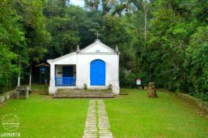A singela Capela de Nossa Senhora da Conceição