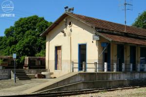 A histórica Estação Ferroviária de Guapimirim