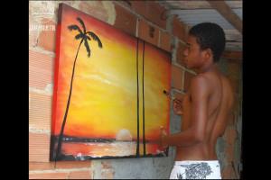Nossa gente: Léo Santos