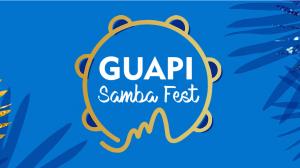 Guapi Samba Fest: curta a folia sem sair de casa